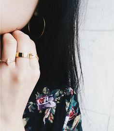 Golden details //