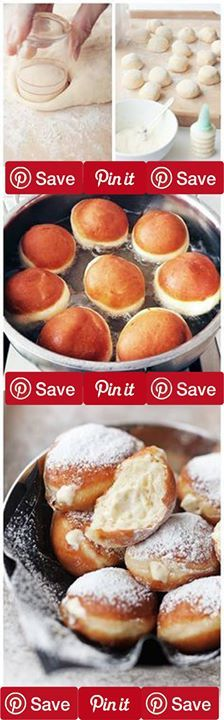 Berliner Recipe A Doughnut Lovers Delicious Delight - This Berliner Recipe is perfect for Doughnut Lovers and it is a delicious delight you will love to make. We have a youtube video so you can