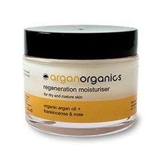 Argan Anti Wrinkle Cream - Regeneration Anti Wrinkle Cream skin-food