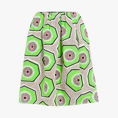 Jupe motifs géométriques Carven #LeBonMarche #Soldes #Mode #shopping #Carven http://www.lebonmarche.com/produit/57226_jupe-motifs-geometriques.html