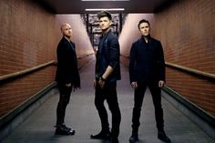 We caught up with Danny O'Donoghue from The Script to chat about the band's new album #3