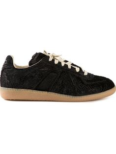 Shop Maison Martin Margiela baroque embossed sneakers in Lobato from the world's best independent boutiques at farfetch.com. Over 1000 designers from 300 boutiques in one website.