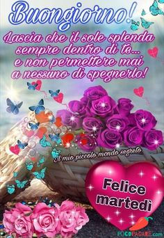 Immagini belle nuove martedì whatsapp 799 Good Night, Good Morning, Free Images, Luigi, Tuesday, Anna, Google, Happy Tuesday, Pictures