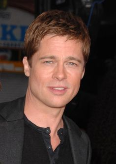 Pin for Later: Brad Pitt (and His Hair) Just Keeps Getting Hotter With Age June 2007: The Clean Shave
