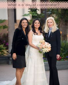 Thinking about hiring a day of wedding coordinator? Read these tips first!