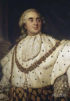 Giclee Print  Louis XVI en costume de sacre by Joseph Siffred Duplessis   1217acc6552