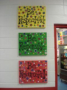 Creative Ideas for the Upper Elementary Classroom: Classroom Decor Linky Party