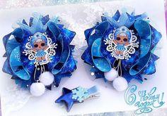 Diy Birthday Decorations, Polymer Clay Dolls, Diy Hair Bows, Diy Ribbon, Boutique Bows, Halloween, Diy Hairstyles, Hair Clips, Hair Accessories