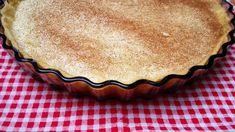 Foto: Ouma Anna se Melktert, Fotograaf: A. Wolf Milktart Recipe, Melktert, African Dessert, Pie Dish, Landing, Wolf, Recipies, Anna, Desserts