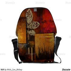Rift Messenger Bags