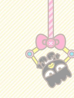 when i was younger this was on of my fav charecters on hello kitty Sanrio Wallpaper, Hello Kitty Wallpaper, Kawaii Wallpaper, Iphone Wallpaper, Cellphone Wallpaper, Kawaii Cute Wallpapers, Beautiful Wallpapers For Iphone, Ufo, Badtz Maru