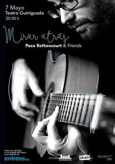 PACO BETHENCOURT EN CONCIERTO Fundación Guitarra Flamenca www.fundacionguitarraflamenca.com