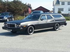 Our 1976 Ford Gran Torino ☺