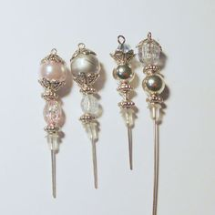 create your own hat pin embellishment,