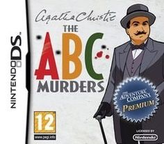 Agatha Christie The ABC Murders Nintendo DS Lite DSi Detective Mystery for sale online Agatha Christie, Nintendo Ds, Nintendo Games, Wii, Videogames, Xbox, Midway Games, New Video Games, Hercule Poirot