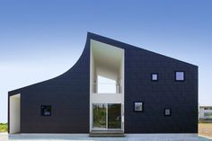 KHT is a minimalist design created by Japan-based designer I.R.A.. It is composed of a one-story house for an elderly couple, as well as a t...