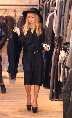 Rachel Zoe fashion stylist