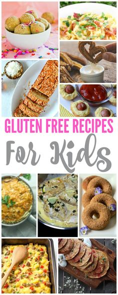 I have some AMAZING Gluten Free Recipes for Kids for you today! If you're looking for some great gluten free recipes that your kids will love, then check out these recipes today! via @Passion4Savings