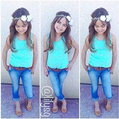 Bebés con estilo: Giselle Álvarez