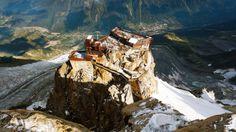 Aiguille du Midi, Alps, France | Travel Trip: Aiguille du Midi Alpine Midday Peak, France