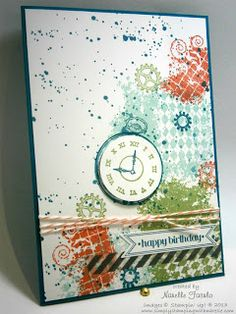 #papercraft #cards    SimplyStampingwithNarelle