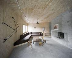 21 by Fuhrimann Hächler Architects