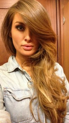 Caramel Hair Color 2016