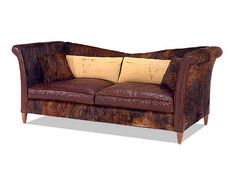 Sofa - Old Hickory Tannery Country Furniture, Furniture Decor, Old Hickory Tannery, Castle House, Sofa, Couch, Furnitures, Love Seat, Rustic