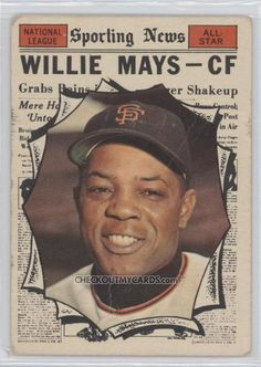 Willie Mays AS