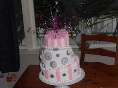 3 tier wonky cake Cakes, Desserts, Food, Tailgate Desserts, Scan Bran Cake, Kuchen, Dessert, Postres, Pastries