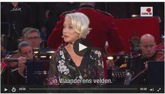 Kippenvel: actrice Helen Mirren brengt 'In Flanders Fields' op markt Ieper - Libelle