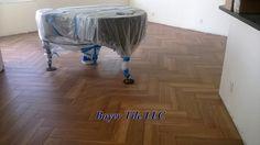 Porcelain Plank Tile Laid in Herringbone Pattern. Style Tile, Tiling, Herringbone Pattern, Porcelain Tile, Plank, Tile Floor, Pattern Design, Layout, Flooring