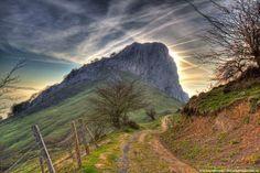 Monte Mugarra - Duranguesado - Bizkaia - Euskadi - País Vasco - Euskal Herria - Basque Country #euskadi #basquecountry #bizkaia # monte
