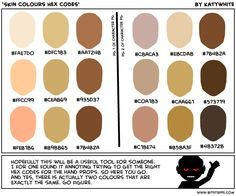 Human skin color ranges in variety from the darkest brown to the lightest pinkish-white hues. Description from pixgood.com. I searched for this on bing.com/images