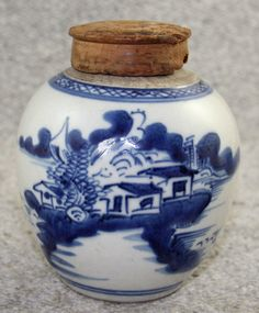 This is an antique stoneware ginger jar body, app. Ginger Jar Lamp, Ginger Jars, Antique Stoneware, Fire Art, White Porcelain, Flow, Korea, Chinese, Blue And White