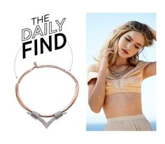"""""""The Daily Find: Mr. Kate Necklace"""" by polyvore-editorial ❤ liked on Polyvore featuring DailyFind"""