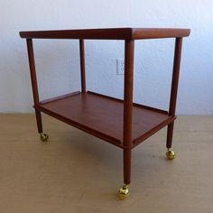 #Borge #Mogensen #Vintage #Teak #Tea #Cart #Midcentury #Modern #Vintage #Design #Furniture #DenMøbler #Danish