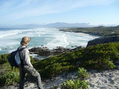 Perlemoen Trail, Pearly Beach/Gansbaai, Overberg, Western Cape, South Africa