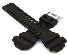Casio 10347688 Black Resin G-Shock Watch Band 29mm