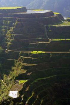 Banaue Rice Terrace - UNESCO world heritage site