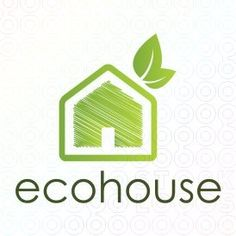 EVOLVE pictogram  Eco House logo