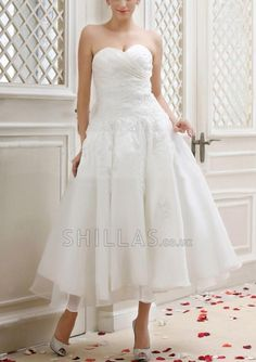 Ruched Chiffon Ball Gown Lace Wedding Dresses - 1650225 - Beach Wedding Dresses