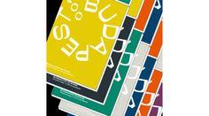 Budapest100 Könyv - 7 különböző színben
