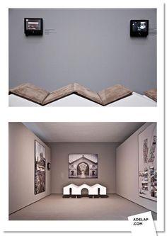 Design :: Le Pavillon de l'Arsenal  Scénographie  JEAN-GUILLAUME MATHIAUT, architecte