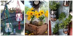 17 Clever Ways to Use Mason Jars in Your Backyard - CountryLiving.com