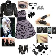 """""""dance the night away<3"""" by foreverbroken on Polyvore"""
