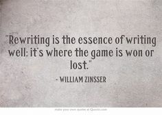 Bildresultat för william zinsser quotes