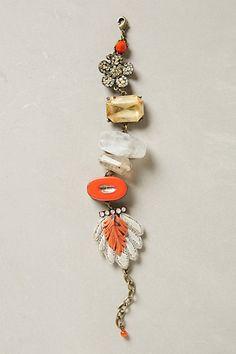 Collage Bracelet #anthropologie
