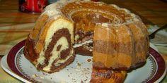 Mramorni kolač za 30 min ~ Recepti i Ideje