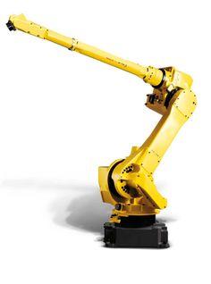 ROBOT FANUC HDPR housse de protection robotique robotics cover fundas-robot schutzhülle roboter www. Robot Scara, Robotic Automation, Industrial Robots, Fanuc Robotics, Art Tutorials, Outdoor Power Equipment, Glitch, Drones, Places